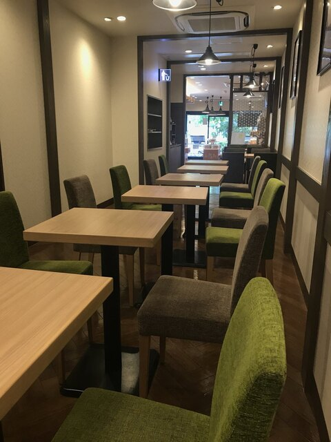 CAFE&BAKERY MIYABI 神保町店 - 店内