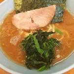 らー麺 家道 - 料理写真:ラーメン。¥650