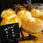 パン焼き工房そーせーじ - ベイクドポテト