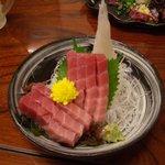 和食処 広瀬 - まぐろのお刺身