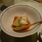 ねもと - 2000円コース トマトのジュレ