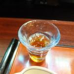 鈴波  - お口直しの梅粕酢(ノンアルコール)
