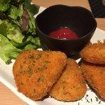 個室 北国の匠 北海道 魚均 - カマンベールチーズフライ
