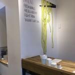 86015022 - ゆいつ壁に書かれた絵は開花楼の麺…、アピールするところはソコなのか…