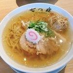 しょうがラーメン 七の庫 - 料理写真:生姜ラーメン