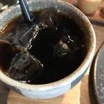 灯環 - アイスコーヒー