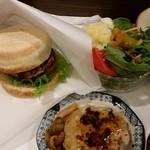 米花 - サンドイッチランチ