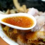 青島食堂 - スープ