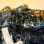 青島食堂 - のり