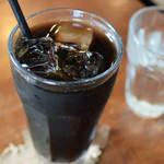 BOWLS cafe - アイスコーヒー 500円