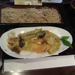 さわ田茶家 - 料理写真:精進せいろ