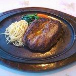 つつみステーキレストラン - 最強ハンバーグ