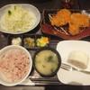 とんかつ濵かつ - 料理写真:ヒレカツ定食(2018.4.5)