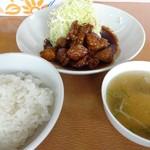 大とんてき らーめん 中村家 - 料理写真:トンテキレギュラー(200g, 1200円)