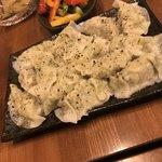 ギョィィィィィィン - 来たー\(^o^)/食べたかった水餃子\(^o^)/