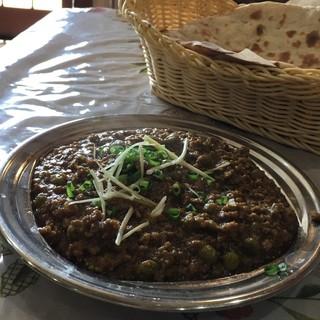 インド・パキスタン料理 ホット・スプーン - 料理写真:ビーフキーマ