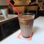 CAFE STRADA - カフェモカ・アイス。