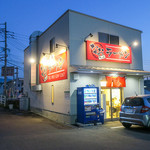 なおちゃんラーメン - 糸島市前原の「なおちゃんラーメン」。昼も夜も大人気♪