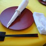 長江 ソラエ - 1.テーブルセッティング