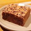 ダンデライオン・チョコレート - 料理写真:チョコレートブラウニー