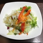 いきなりステーキ - サラダ大+ごまドレッシング