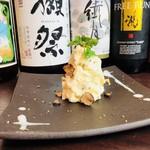 博多 心風 - トリュフポテトサラダ