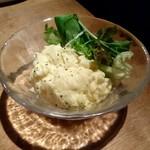 魚屋ひでぞう - ポテトサラダ 250円