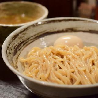 づゅる麺池田 - 料理写真:味玉つけ麺@税込930円