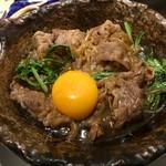 旬菜 いまり - 牛バラとしらたきのすき煮