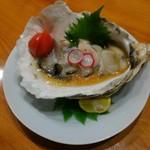 天馬 - 岩牡蠣スダチドレッシング