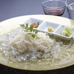 冷た~い素麺