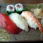 そば 寿し 花しん - 握り寿司