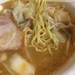 らーめん屋 幸来軒 - The旭川麺 加藤麺