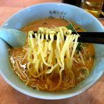 山竹 - 麺 2018.5.4