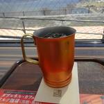 上島珈琲店 - ネルドリップブレンドコーヒーのアイス