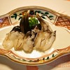 Eichanfukuzushi - 料理写真:鳥貝 酢味噌