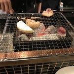 Robatakaminaribashi - 第1回目の焼き