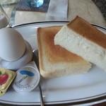 喫茶Nピオ - モーニング