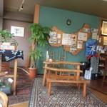 喫茶Nピオ - 店内