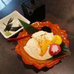 日本酒原価居酒屋 黒兵衛 - チーズ豆腐
