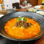 86047377 - 汁あり担々麺