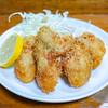ひろ - 料理写真:「牡蠣フライ」(2018.04)