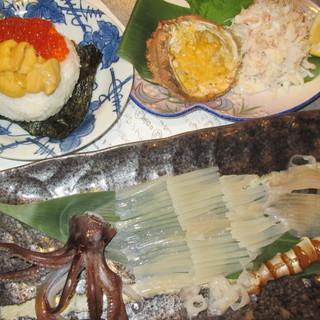 コスパにすぐれたコース料理は、北海道満載で3000円から!