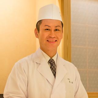 荻野聡士氏(オギノサトシ)―伝統を承継した、銀座の若き天才