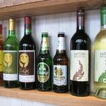 サイアム カフェ - タイビール、タイワイン、タイウィスキー、県産ワイン、生ビール、カクテル