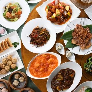 【大人気!】秋の中華ランチブッフェを土休日限定で開催中☆