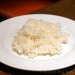ビストロ 熟肉 - ライス