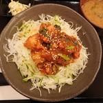 神戸COCCO - みそから丼 700円