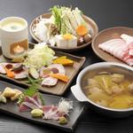 豚料理専門店 銀呈 - 赤豚DDX三昧コース