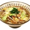うた乃 - 料理写真:名物 和風ちゃんぽん
